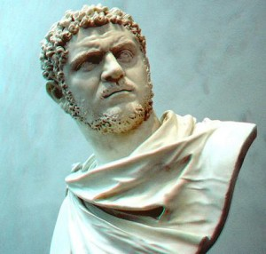 Roman Emperor Caracalla is an Aries/Sagittarius